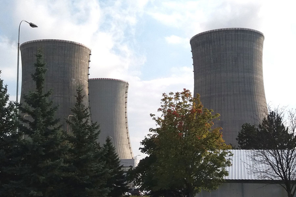 Nuclear power plant to be built in Poland