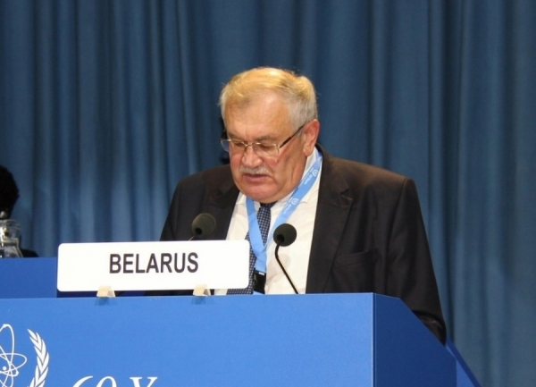 Belarus prioritizes NPP safety in cooperation with IAEA