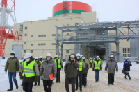 ENSREG experts have started work at the Belarusian NPP site