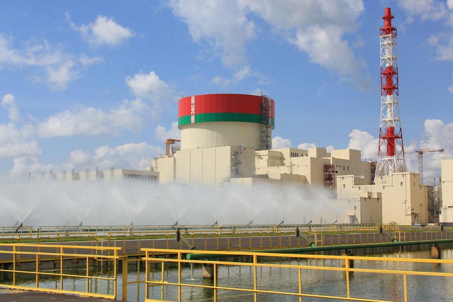 На энергоблоке №2 Белорусской АЭС началась горячая обкатка