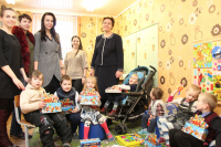 Belarusian NPP took part in the action «Our Children»