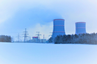 The first power unit of Belarusian NPP produced the first billion kilowatt-hours of electricity