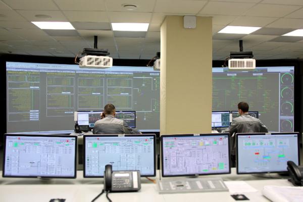 Персонал Белорусской АЭС впервые принял участие в межсистемной противоаварийной тренировке