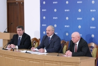 Lukashenko: NPP means cheaper energy for Belarusians